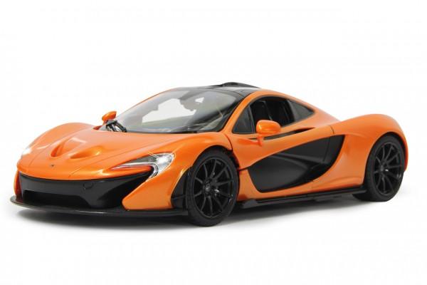 Jamara McLaren P1 1:14 27MHz Tür manuell orange
