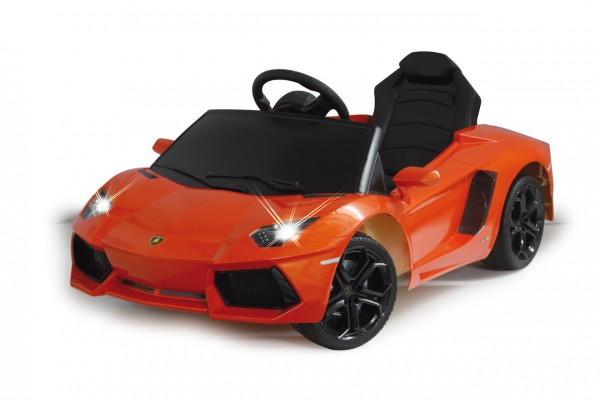 Jamara Ride-on Lamborghini Aventador orange 27MHz 6V