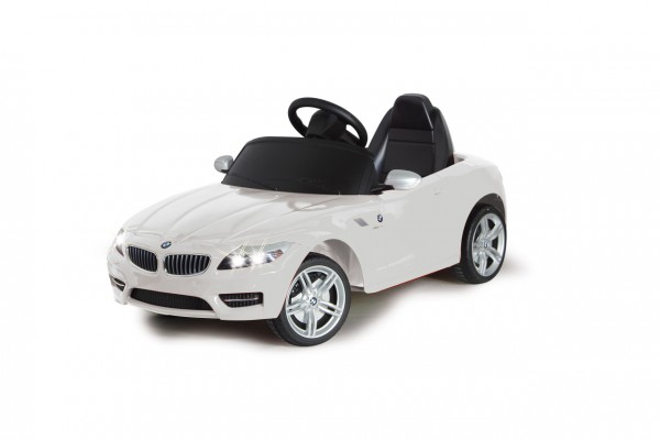 Jamara Ride-on BMW Z4 weiß 27Mhz 6V