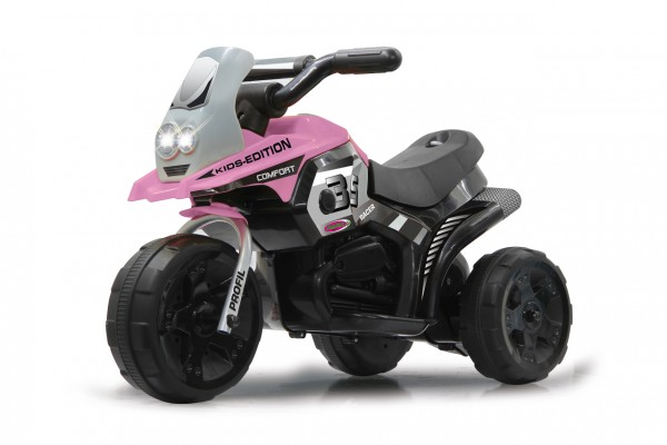 Jamara Ride-on E-Trike Racer pink