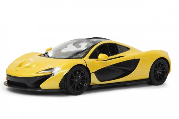 Jamara McLaren P1 1:14 40MHz Tür manuell gelb