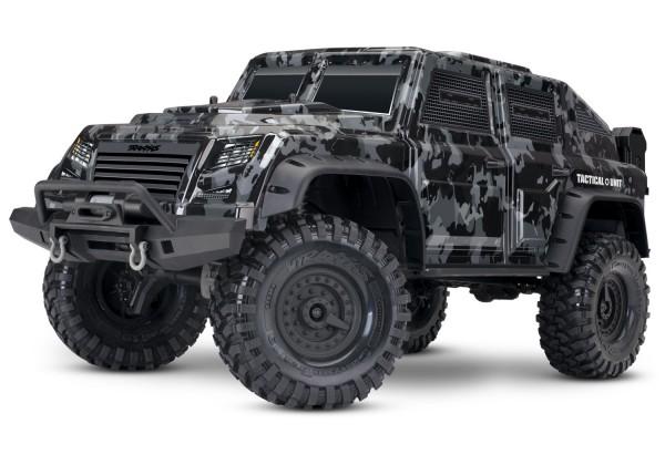 TRAXXAS TRX-4 Tactical (Military-Look) 1/10 Crawler 2.4GHz