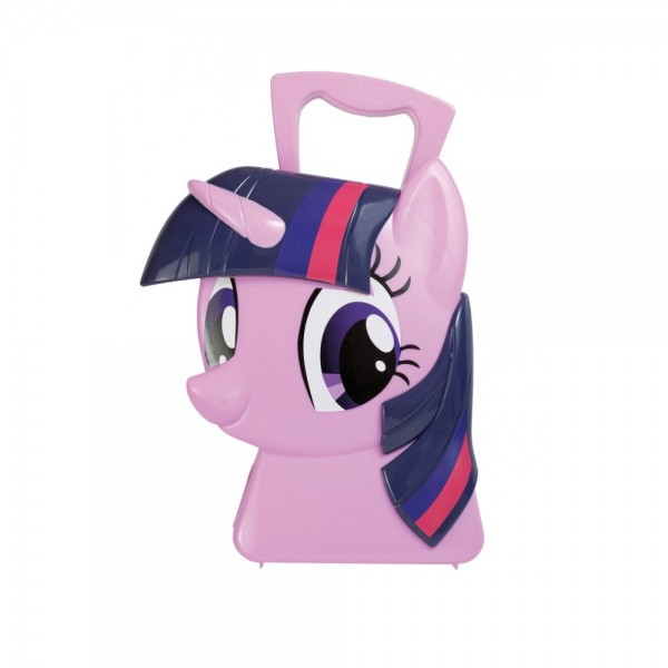 Jamara Schmuckkoffer My little Pony Twilight Sparkle 6 teilig