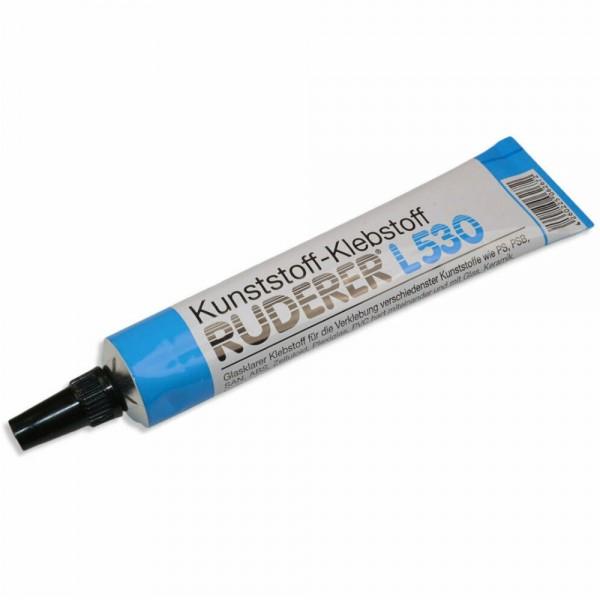 Ruderer L530 Kunststoffkleber für Plexiglas,PVC uvm. 20g