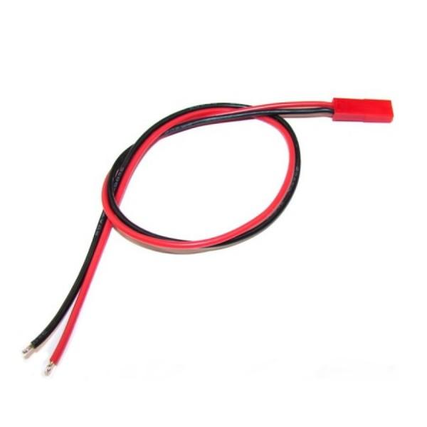 JST BEC Stecker 1 Stk. Silikonkabel 20 AWG 15,0cm