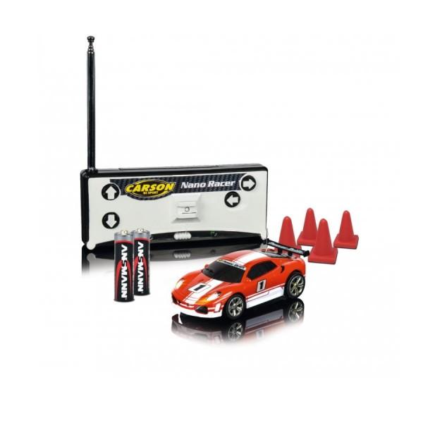 Carson 1:60 Nano Racer Power Drift MHz 100% RTR