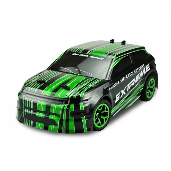 Amewi Rallye Car AM-5 grün 1:18 4WD RTR inkl. Akku & Ladegerät