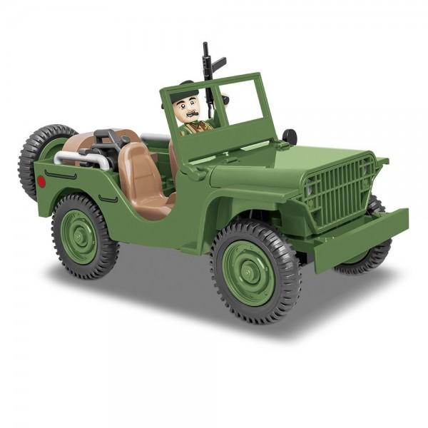Cobi Ford GP US Army Jeep WW2