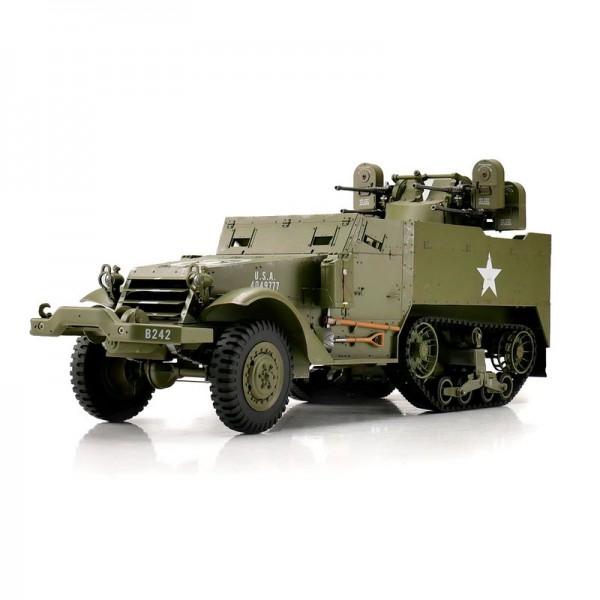 Torro 1/16 RC Halbkettenfahrzeug M16 U.S. Army Grün