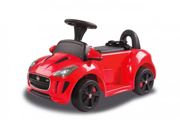 Jamara Ride-on Kiddy-Jaguar rot