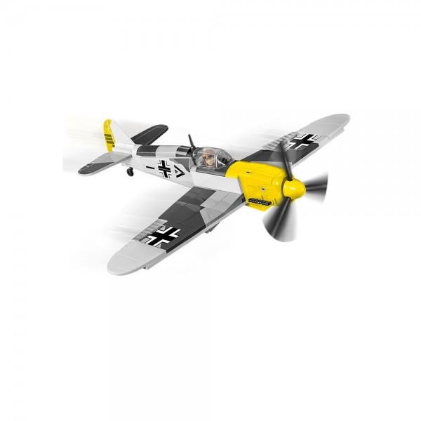 Cobi Jagdflugzeug Messerschmitt BF 109 F-2 WW2