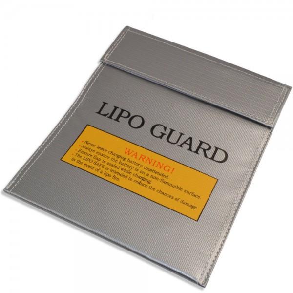 Akku-Tasche/LiPo Safety Bag - Feuerfeste Sicherheitstasche 18cm x 22cm