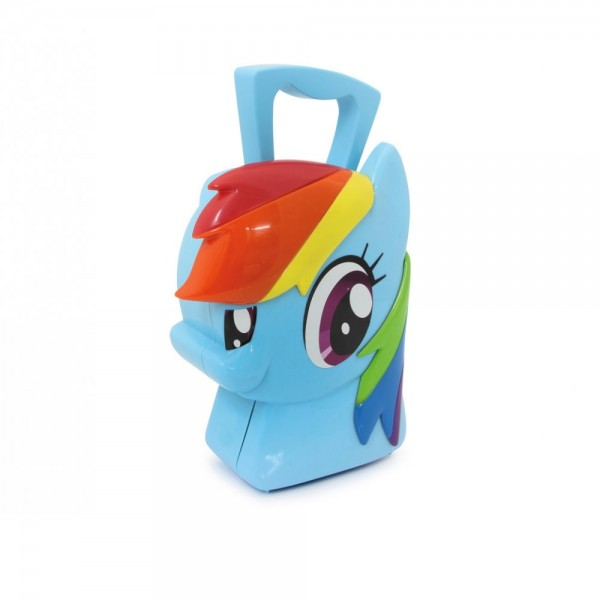 Jamara Schmuckkoffer My little Pony Rainbow Dash 8 teilig