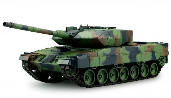 """Amewi Heng Long Panzer """"Leopard 2 A6"""" 2.4GHz 1:16"""