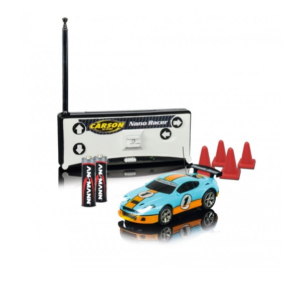 Carson 1:60 Nano Racer Classic Boss MHz 100%RTR