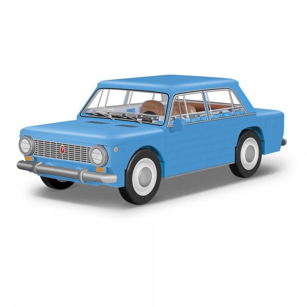 Cobi Lada 2101 UdSSR 1:35 blau