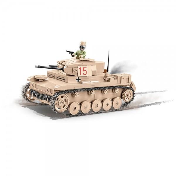 Cobi Panzerkampfwagen II Ausf. F Sd.Kfz.121 WW2