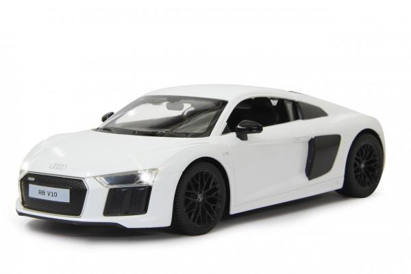 Jamara Audi R8 1:14 weiß 40Mhz
