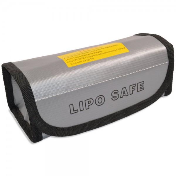 Akku-Tasche/LiPo Bag - Feuerfeste Sicherheitstasche Safety Bag 18,5 x 7,5x cm x 6,0cm