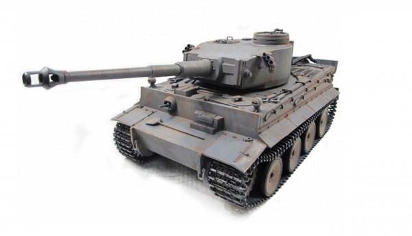 Amewi Panzer 1:16 Tiger I Full Metal 2,4GHz, lackiert, TRUE Sound