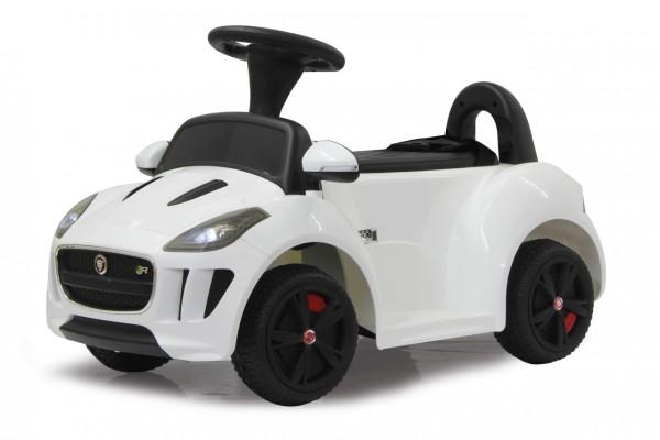 Jamara Ride-on Kiddy-Jaguar weiß