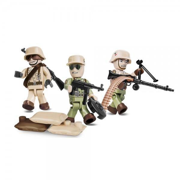 Cobi Deutsches Afrika Korps WW2