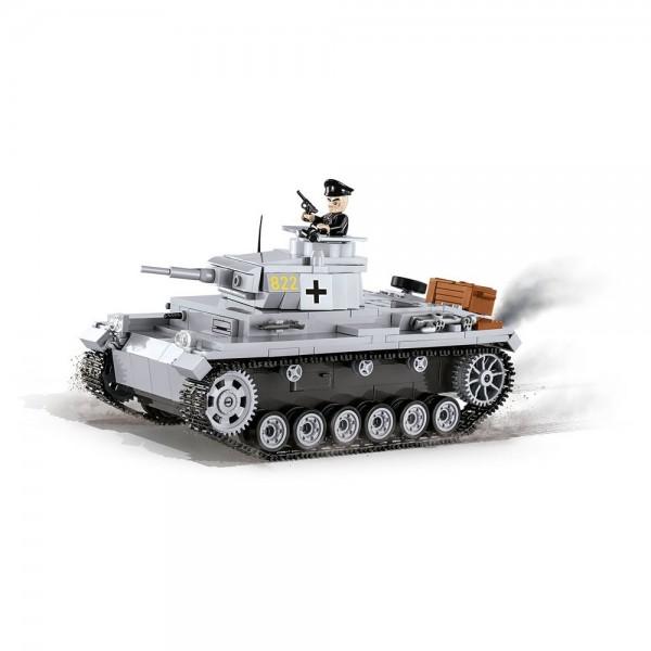 Cobi Panzerkampfwagen III Ausf.E WW2