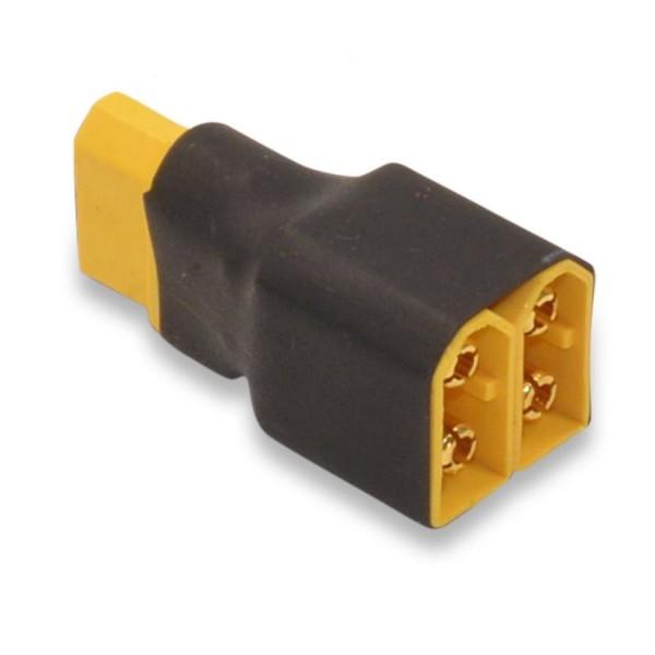 XT60 Adapter- Stecker zur parallel Schaltung