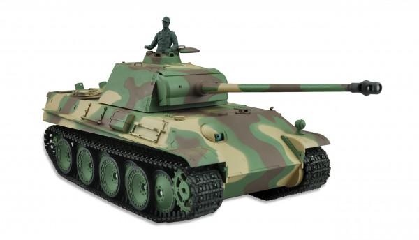 Amewi German Panther G Rauch & Sound 2.4GHZ 1:16