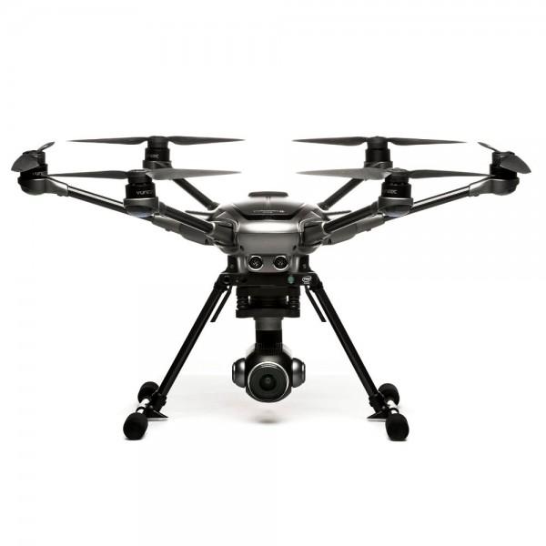 Yuneec Typhoon H Plus mit Intel® RealSense™ Technologie, C23 Kamera & ST16S Fernsteuerung