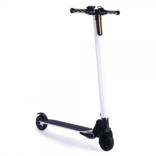 Amewi E-Scooter weiß GFK bis zu 25km/h