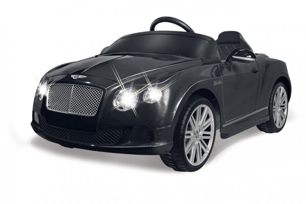 Jamara Ride-on Bentley GTC schwarz 27Mhz 6V
