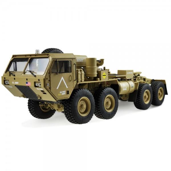 Amewi U.S. Militär Truck 8x8 1:12 Zugmaschine sandfarben