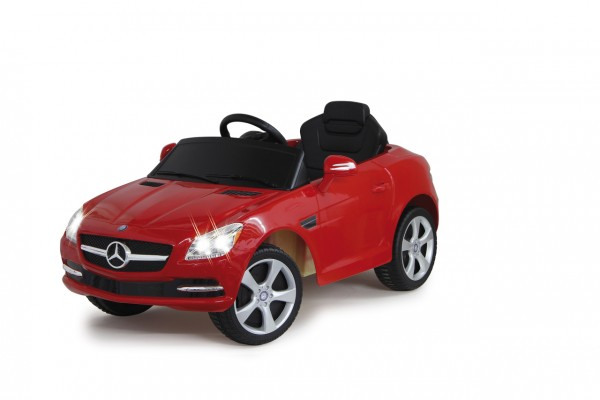 Jamara Ride-on Mercedes SLK rot 27MHz 6V