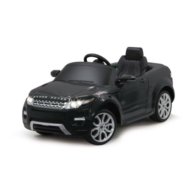 Jamara Ride-on Land Rover Evoque schwarz 40Mhz 6V