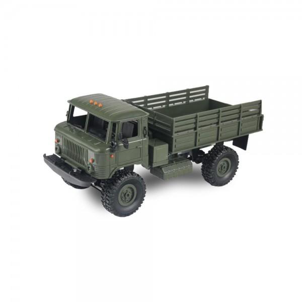 Amewi GAZ-66 Militär Truck 4WD 1:16 RTR grün inkl. Akku & Ladegerät