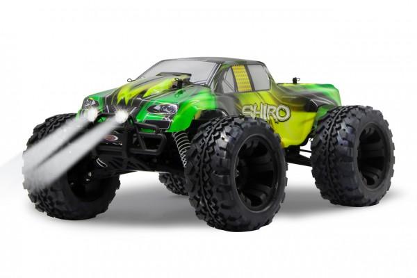 Jamara Shiro 1:10 EP 4WD LED NiMh 2,4G