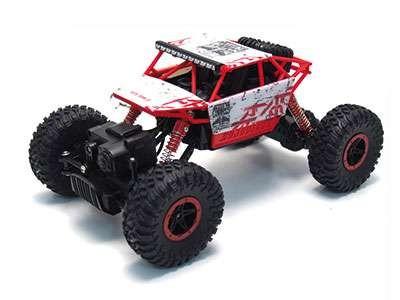 """Amewi Conqueror """"White"""" 4WD RTR 1:18 Rock Crawler"""