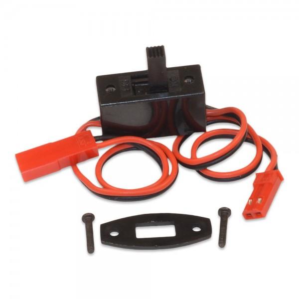 Yuki Model Ein/Aus Schalter - Schalterkabel JST/BEC für Empfänger