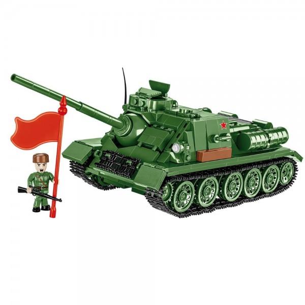 Cobi Panzer SU-100 Soviet WW2