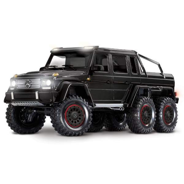 TRAXXAS Mercedes-Benz G63 AMG 6x6 1/10 Crawler ohne Akku & Ladegerät