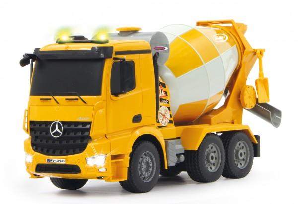 Jamara Betonmischer Mercedes Arocs 1:20 2,4G