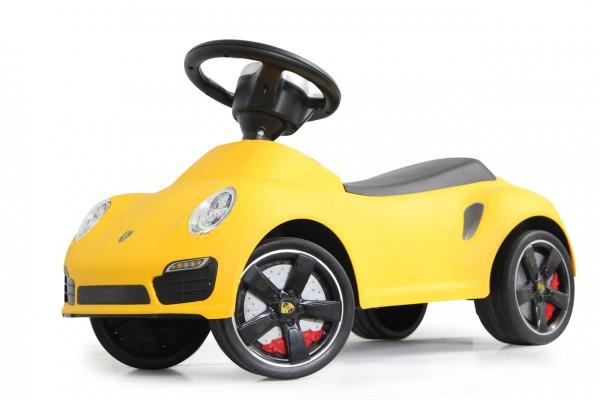 Jamara Rutscher Porsche 911 gelb