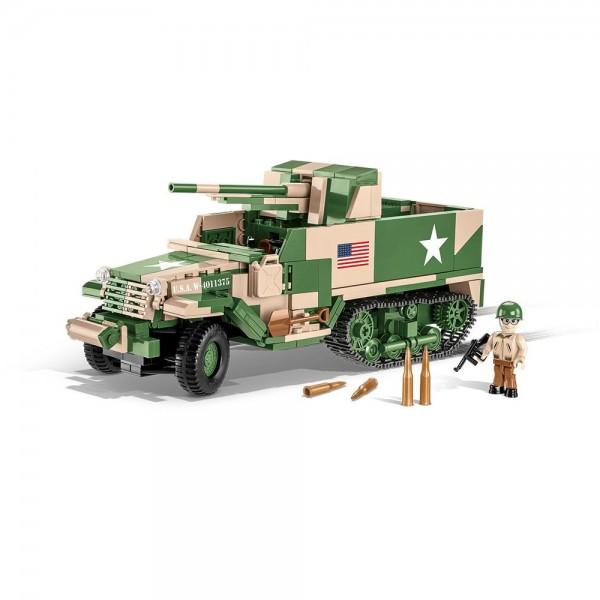 Cobi M3 Gun Motor Carriage US Army WW2