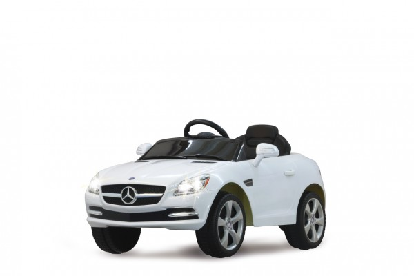 Jamara Ride-on Mercedes SLK weiß 27MHz 6V