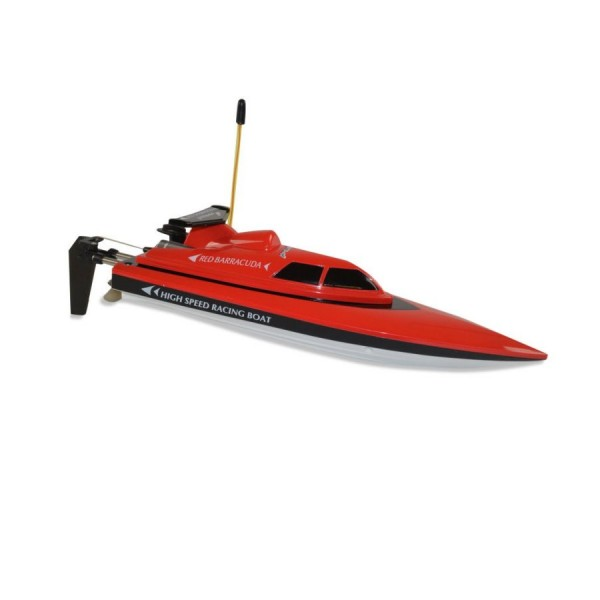 AMEWI Rennboot Red Barracuda Boot RTR inkl. Akku