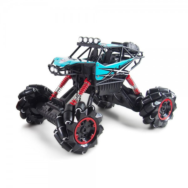 Amewi Drift Climbing King 1:12 RC Crawler RTR blau