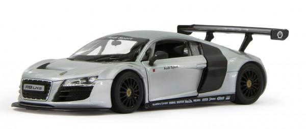 Jamara Audi R8 1:24 Diecast silber