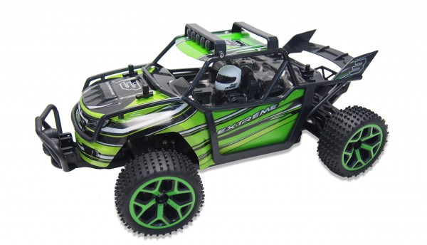 "Amewi Sand Buggy X-Knight ""green"" 1:18 4WD RTR"