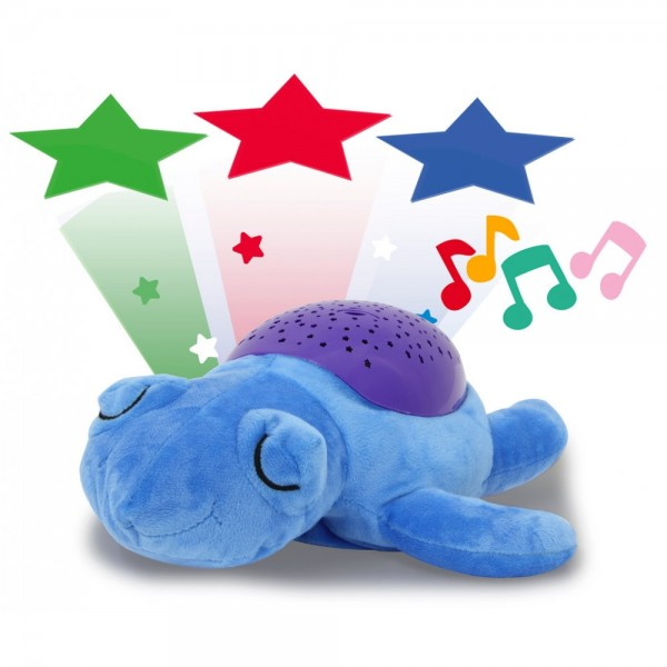 Jamara Sternenlicht LED Dreamy Schildkröte mit Sound